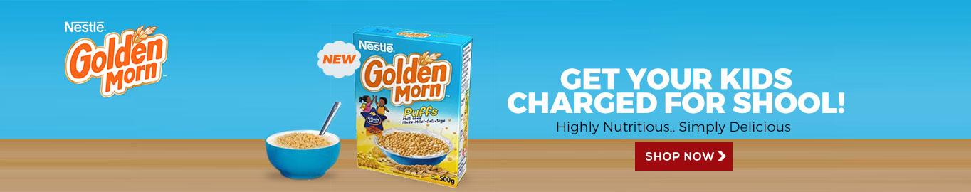 Golden Morn Puff