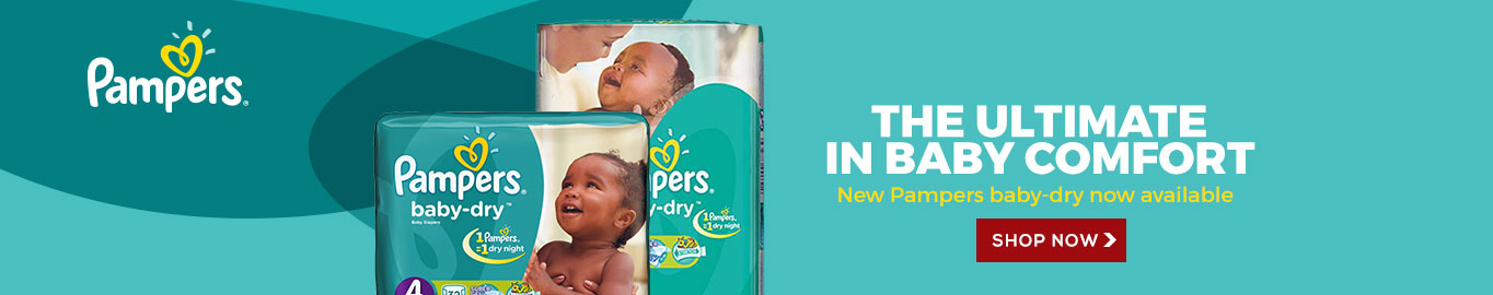 Pampers Baby napkins