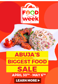 Food Week 2018. Abuja's Biggest Food Sale!