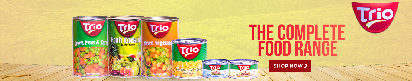 Trio Canned Foods