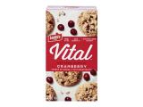 Leclerc Vital Cranberry Cookies - 300g