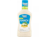 Great Value Fat Free Ranch-  475ml