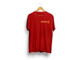 Nkataa @ 5 Anniversary  Short sleeve T-Shirt - Round-neck (Red)