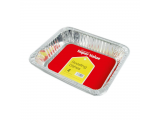 Essential Super Value Roasting Dishes 2pcs (323mm x 266mm x 64mm)
