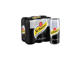 Schweppes Soda Water Can (6 X 33cl)