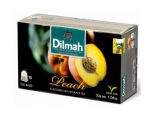 Dilmah With Peach Flavour - 30g