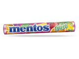 Mentos Fruit Chewy Dragee 14pcs Stick - 37.8G