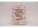 Oledo Vision Journal [Know Your Passion]