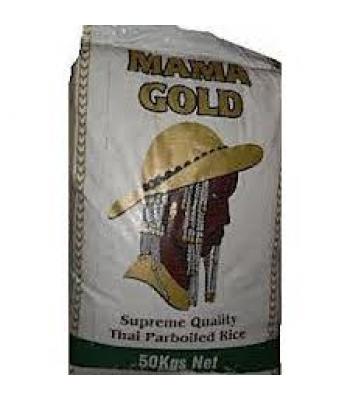 Mama Gold Rice 25kg