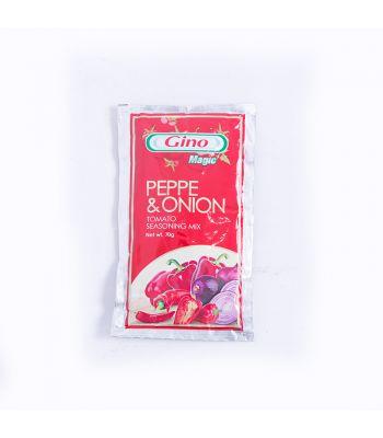 Gino Magic Pepper & Onion Mix 70g