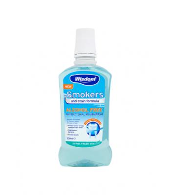 Wisdom Smokers Mouthwash - 500ml