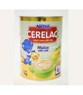 Cerelac Maize with Milk