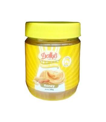 Dollys Peanut Butter Honey - 340g
