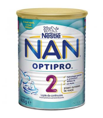 Nestle Nan 2 Optipro - 400g