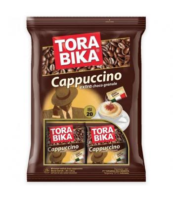 Tora Bike Cappuccino - 20*25g