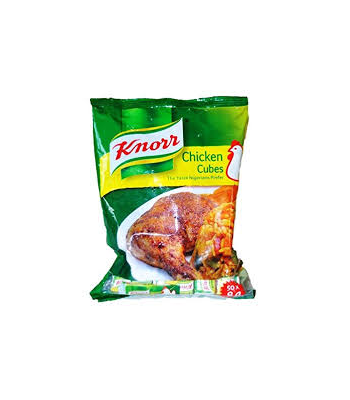 Knorr Cubes (50x8g)