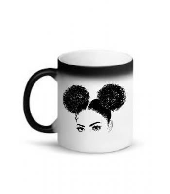 Mug (2 Bun Girl)